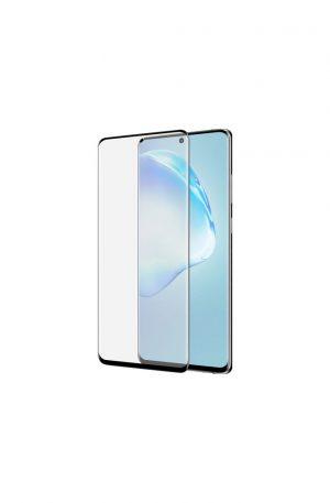 Azuri Samsung Galaxy S20 Plus Screenprotector Glas Zwart