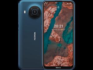 NOKIA X20 - 128 GB Blauw 5G