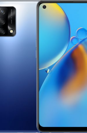 OPPO A74 128GB Blauw 4G