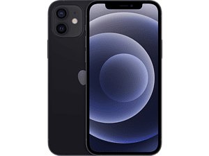 APPLE iPhone 12 - 64 GB Zwart 5G
