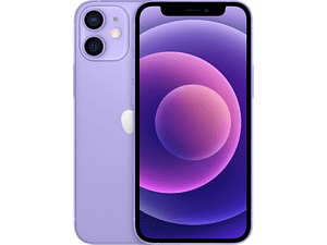 APPLE iPhone 12 mini - 64 GB Paars 5G