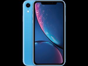 APPLE iPhone XR - 64 GB Blauw