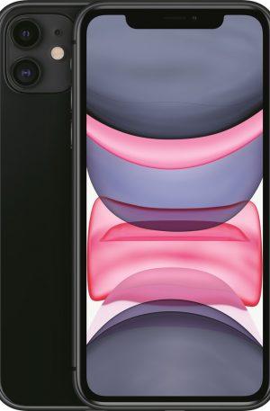 Apple iPhone 11 256 GB Zwart