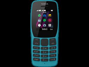 NOKIA 110 - 4 MB Dual-sim Blauw