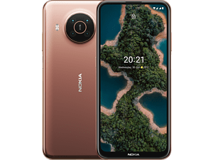 NOKIA X20 - 128 GB Roze 5G