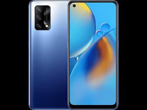 OPPO A74 - 128 GB Blauw