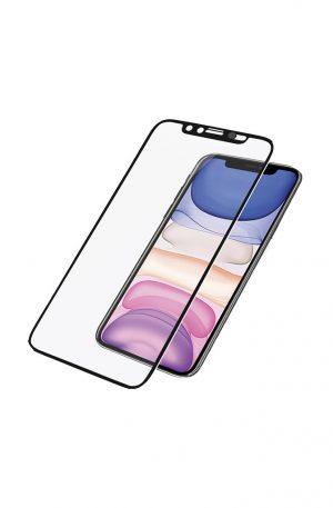 PanzerGlass Camslider Apple iPhone Xr / 11 Screenprotector Glas Zwart
