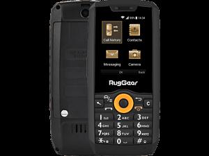 RUGGEAR RG150 - 512 MB Zwart